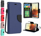For LG G6 G6+ Plus Premium Wallet Credit Card Holder Flip Pouch Cover Case