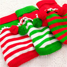 XS-L Christmas jumper Pet supplies Puppy small Dog Clothes Sweater shirt coat