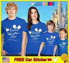 Disney Family Vacation  T-Shirts Adorable Matching Mickey Ears Thumb 2017