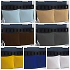 50% Cotton 400 TC  Pillow Case Set Standard And King Size Set of 2 Pillow Cases image