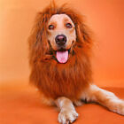 1 Pet Costume Lion Mane Wig For Dog Dogs Hair Halloween Fancy Dress Up Party H,