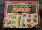 LEARNING RESOURCES LSP8331-S PIZZA FRACTION FUN GAME Age 3+