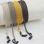 Sunglasses Cord Glasses Holder Color  Metal Strap Spectacles Reading Chain Neck