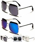 EYED Square Aviator Design Womens Mens Metal Sunglasses 100%UV400 12004