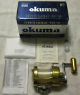 OKUMA TITUS GOLD TG-15 w/original box, manual, parts list & unfilled warranty