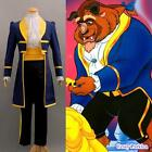 Deluxe Adult Mens The Beast Costume Prince Adam Beauty And The Beast Outfits