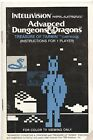 [MANUAL] IntelliVision Advanced Dungeons & Dragons Tarmin Instruction Booklet