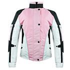 Snow Master Womens Blizzard Insul Tex Pink Cold Weather Motorcycle/Snowmobile J
