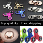 Hand Finger Spinner Toys Focus Ultimate Spin EDC Plastic plating or Zinc alloy