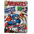 Marvel comics Captain America The Avengers Leather Case Stan