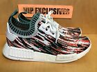 Adidas NMD R1 PK SNS Datamosh Pack Nomad Runner Primeknit BB6365 SZ 9 LIMITED