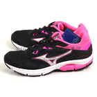 Mizuno Wave Surge Black/Silver/Pink Sportstyle Basic Running Shoes J1GD171303
