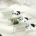 Photo Place Card Holder Wine Bottle Stopper Wedding Party Favor
