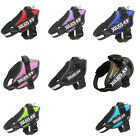 Julius K9® IDC Power Harness Adjustable Reflective Dog Puppy Harness Strong
