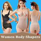 Ladies Sexy Lace Body Shaper High Elastic Slimming Corset Breathable Bodysuit
