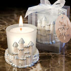 Once Upon A Time Fairy Tale Castle Candle Wedding Shower Party Favors 20-72 Qty