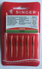 Singer Sewing Machine Needles - All Styles / Sizes - Domestic Standard Ballpoint <br/> EXTRA 20% OFF WHEN PURCHASE 2+ PACKS