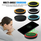 Qi Wireless Power Charger Charging Pad For Samsung Galaxy S8 / S8 Plus / S7 Edge