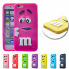 3D Silicone Back Cover Case For Nokia LG Sony Cartoon Shockproof Skin