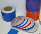 """3"""" x 150 ft Roll Vinyl Pinstriping Vinyl Striping Tape 25 Colors Available"""