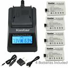 LP-E5 Battery& LCD1 Fast Charger for Canon Rebel XS XSi T...