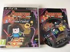 Adventure Time: Explore the Dungeon Because I Don't Know for Sony PS3 Game Comp