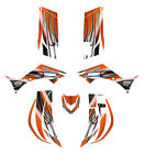 Yamaha Wolverine 450 graphics decal sticker kit #1200 Free Custom Service