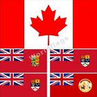 32 canada historical flag 3x5ft canadian red