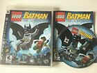 LEGO Batman: The Videogame fior Sony PlayStation 3, 2008 PS3 Game Complete