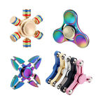 Fidget Hand Spinner Brass Finger Toy ADHD EDC Focus Relieves Anxiety and Boredom