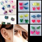 DIY Clear Silicone Mold Making Jewelry Earrings Resin Casting Mould Craft Toolg
