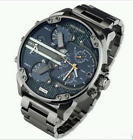 Men's Fashion Luxury Watch Stainless Steel Sport Analog Quartz Wristwatches Hot