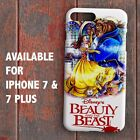 Disney Beauty and the beast and Prince adam art for iPhone 7 & 7 Plus Case Cover