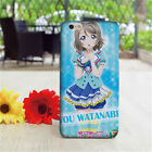 Anime Lovelive! Sunshine! Aqours PVC 3D Cover Case For iPhome 5/5S/ 6/6S/6P/7/7P