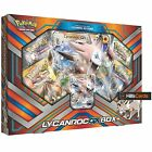 *Damaged Box* Pokemon Lycanroc GX Collection Box: Booster Packs + Promo Cards