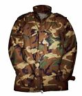 Alpha Industries M-65 men Herren 100103 neu woodl. camo Fieldjacket Feldjacke