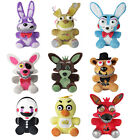 7 FNAF Five Nights at Freddy's plushie Horror Game Plush Dolls toy US Seller