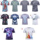 Logas Breathable Cycling Jersey Top Short Sleeve Quick Dry Outdoor Sport T-Shirt