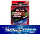 DOG TOOTH Fluro Carbon Leader TACKLE WORLD