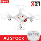 SYMA X20 X21 Mini RC Drone 2.4GHz 6-Axis Gyro 3D Hover Quadcopter RTF AU STOCK