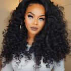 Bundles Black Afro Kinky Curly Hair Synthetic Weave Hair Extensions Hair Weft