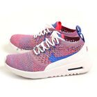 Nike Wmns Air Max Thea Ultra FK White/Medium Blue-Racer Pink 881175-100 Running