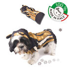 Animalier Polar Fleece Coat For Dogs 100% Made in Italy