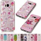 Fashion Rubber Soft TPU Back Case Ultra-thin Silicone Cover For Various Phone
