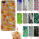 New Slim Fashion Pattern Rubber Soft TPU Back Case Cover For Various Phone