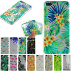 New Pattern Slim Rubber Soft TPU Back Case Cover Silicone For Various Phone