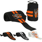 Weight Lifting Wrist Wraps Hand Support Gym Straps Brace Grip Body Building Grip