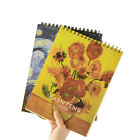 290X215mm Painting Sketch Paper Sketchbook Notebook Art Supplies 50 Pages