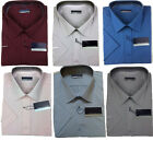 Men Short Sleeve Summer  Poly Cotton Plain  Shirt  By Tom Hagan sizes-M,L,XL,XXL