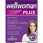 Wellwoman Plus Omega Health & Vitality Dual Pack 56 Tablets/Capsules